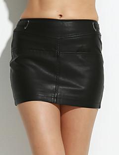 レディース スカート ベルトは含まれません PU