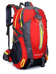40 L Mochila Mochila para Excursão Acampar e Caminhar Montanhismo Esportes de Lazer Caça Viajar Ciclismo EscolaAo ar Livre Espetáculo