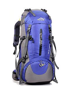 45 L Rygsæk pakker Rygsække til dagture Rejse Duffeltaske rygsæk Campering & Vandring Rejse Udendørs Ydeevne Fornøjelse SportVandtæt