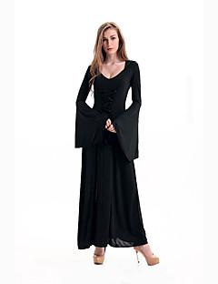 코스프레 코스츔 마법사/마녀 영화 코스플레이 드레스 숄 할로윈 카니발 여성