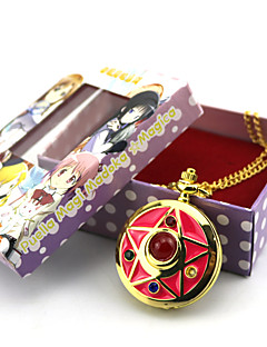 Clock/Watch Inspired by Sailor Moon Sailor Moon Anime Cosplay Accessories Clock/Watch Golden Alloy Female