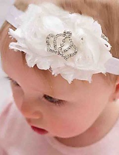 Girls Hair Accessories,All Seasons Chiffon Tweed