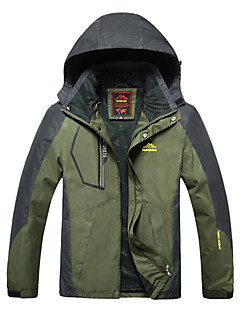 WST BIKING® Outdoor Jackets Men Climbing A Single Layer Waterproof Windproof Jacket Spring And Autumn Thin Section