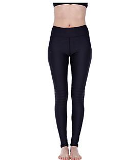 מכנסיים יוגה תחתיות נוח גבוה גמישות גבוהה בגדי ספורט שחור לנשים Yokaland® יוגה