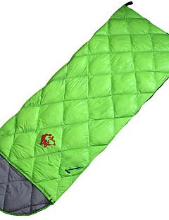 Sleeping Pad Rectangular Bag Single 0 Hollow Cotton Down 210X72 Hiking Camping Traveling OutdoorMoistureproof/Moisture Permeability