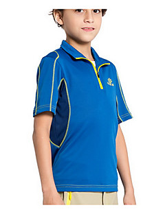 Kid's Tops Leisure Sports Quick Dry Summer