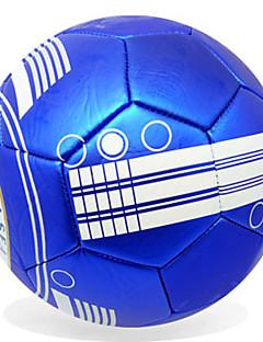 Høy Elastisitet Holdbar-Fotball(Gul Rød Blå,PVC)