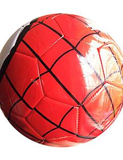 Høy Elastisitet Holdbar-Fotball(Grønn Rød,PVC)