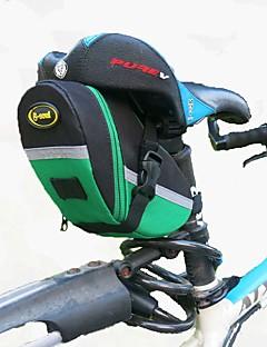 B-SOUL® תיק אופניים OtherLתיקי אוכף לאופניים ניתן ללבישה תיק אופניים אוקספורד קנבס תיק אופניים רכיבה על אופניים 20*8*6