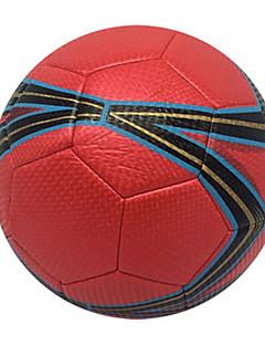 Soccers-Wysoka elastyczność Trwały(Czerwony,PVC)