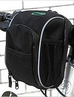 B-SOUL® תיק אופניים OtherLתיקים לכידון האופניים ניתן ללבישה תיק אופניים Terylene תיק אופניים רכיבה על אופניים 16*12.5*10