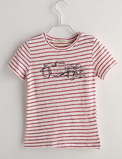 Junge T-Shirt Lässig/Alltäglich Punkte Baumwolle Sommer Kurzarm