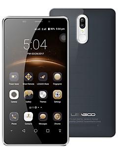 """LEAGOO M8 Pro 5.7 """" Android 6.0 4G Smartphone (Dual SIM Quad Core 5 MP 13 MP 2GB + 16 GB Grey Gold)"""