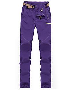 Unisex Bottoms Leisure Sports Thermal / Warm Spring Fall/Autumn Red Dark Blue Light purpleM L XL