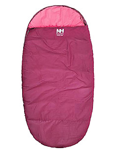Saco de dormir Saco de Dormir Indoor Solteiro (L150 cm x C200 cm) -10~8 PlumagemX100 Campismo Viajar InteriorBem Ventilado Prova-de-Água
