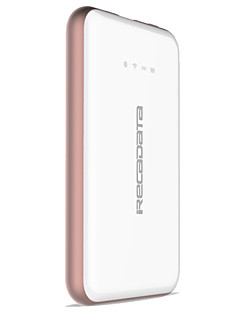 irecadata i7 512 GB weiß drahtlose WiFi Router tragbare externe Festplatten-Typ-C-USB 3.1 SSD