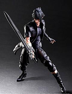 Figuras de Ação Anime Inspirado por Final Fantasy Noctis Lucis Caelum PVC 27 CM modelo Brinquedos Boneca de Brinquedo