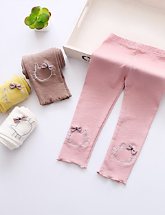 Baby Casual/Daily Solid Pants,Cotton Summer Spring