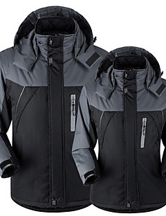 Unisex Wanderjacke warm halten Unten für Camping & Wandern Frühling Sommer Winter Herbst XL XXL XXXL XXXXL 5XL