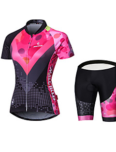 Cycling Jersey  Pants/JerseyTights / Compression Clothing / Tights Women's Long SleeveBreathable / High Breathability