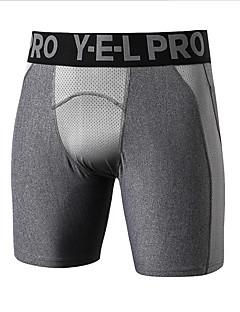Homens Shorts Correr Futebol Casual Exterior Sertão Fitness, Corrida e Yoga Secagem Rápida Exterior Casual Todas as Estações