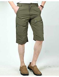 男性用 ハイキング ショーツ 速乾性 ショートパンツ のために キャンピング&ハイキング M L XL XXL XXXL
