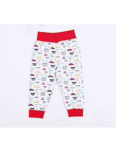 Baby Print Others Pants,Cotton All Seasons