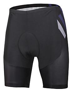 מכנס קצר מרופד לרכיבה בגדי ריקוד גברים זכר אופניים מכנסיים קצריםרכיבה על אופניים ייבוש מהיר עיצוב אנטומי עמיד אולטרה סגול מבודד חדירות