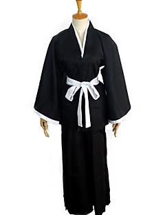 חליפות קוספליי חולצות קוספליי / תחתון קימונו אביזרים נוספים קיבל השראה מ Dead Rukia Kuchiki אנימה אביזרי קוספלייעליון מכנסיים חגורה מעיל
