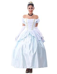 Cosplay Kostuums Feestkostuum Prinses Dieren Sprookje Festival/Feestdagen Halloweenkostuums Licht Blauw Vintage KledingHalloween Kerstmis