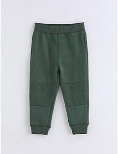 Boys' Solid Color Shorts-Cotton Spring/Fall