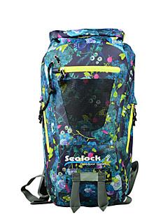 Sealock 25 L Bolsa Impermeável Mochila Impermeável Prova-de-Água para Ciclismo/Moto Mergulho / Náutica Exterior