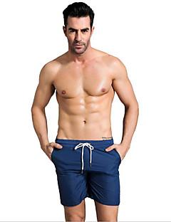בגדי ריקוד גברים מכנסיים קצרים כושר, ריצה ויוגה ייבוש מהיר חוץ יום יומי כל העונות