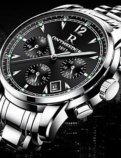 Erkek Spor Saat Asker Saat Elbise Saat Moda Saat Bilek Saati Bilezik Saat Benzersiz Yaratıcı İzle Gündelik Saatler Japonca QuartzTakvim