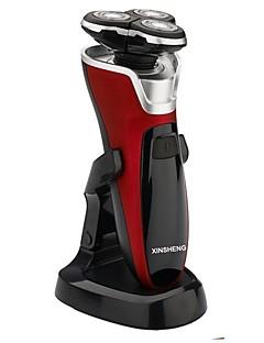Máquinas de barbear eléctricas Homens 100V-240V Suspensão Longa Design Portátil Vários modos de carregamento USB Universal Standard