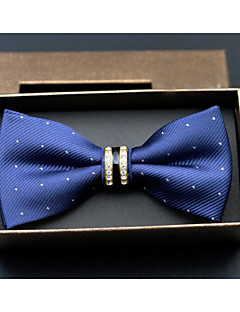 Men's Polyester Bow Tie,Others Dots