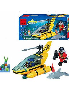 Bouwblokken Voor cadeau Bouwblokken Schip Kunststoffen Alle leeftijden 14 jaar en ouder Speeltjes