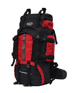 Unisex Tašky Celý rok Nylon Sportovní a pro volný čas s pro Outdoor a turistika Lezení Profesionální použití Vodní modrá Rubínově červená