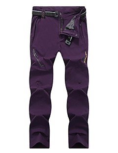 Naisten Pyöräilyhousut Nopea kuivuminen Hengitettävyys UV Kevyt Pants varten Metsästys Kalastus Vaellus Kiipeily Retkeily M L XL XXL XXXL