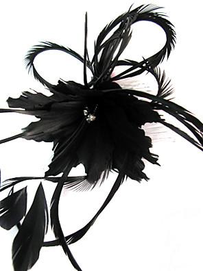 נשים נוצה כיסוי ראש-חתונה / אירוע מיוחד / קז'ואל / חוץ קישוטי שיער / פרחים