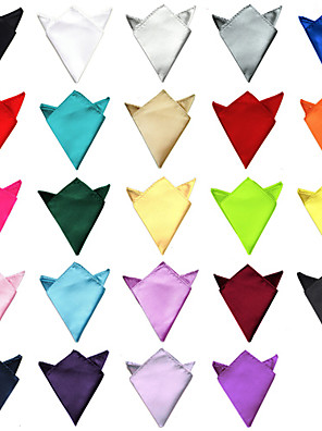 Men Casual Cravat & Ascot , Polyester/Silk