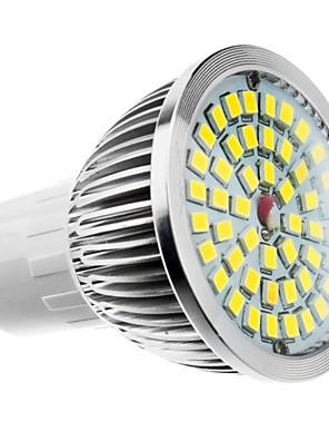 6W GU10 Spot LED MR16 48 610 lm Blanc Chaud / Blanc Froid / Blanc Naturel AC 100-240 V