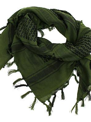 ביסק חיצוני צוואר ראש הכותנה צעיף מניעת אבק, שחור, אפור, אדום, ירוק