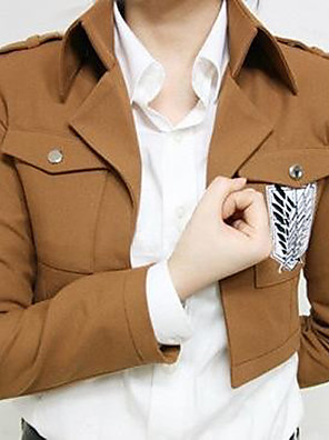 Attack on Titan Shingeki no Kyojin Scouting Legion Manga VER. Cosplay Jacket