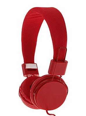 EP05 Dobrável Headphone On-Ear com controle remoto e microfone