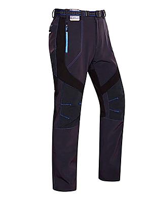 MOON® Cyklo kalhoty Pánské Jezdit na kole Rychleschnoucí / Zateplená podšívka / NositelnýCyklistické kalhoty / Kalhoty / Spodní část