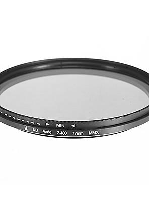 מסנן ND rotatable למצלמה (77mm)