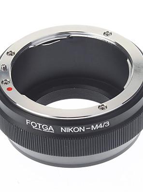 fotga® m4 / 3 digitális fényképezőgép objektív adapter / externsion cső