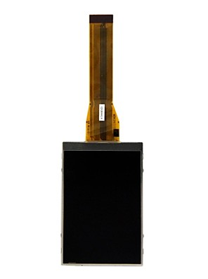 Udskiftning LCD Skærm til Panasonic DMC-LX3 LX3GK LX5 G1 GF1 GF1GK GF2 GF2GK GF2MGK Leica D-LUX4 D-LUX5 (uden baggrundslys)