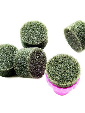 1db manikűr Szivacs Nail Art Stamper Szerszámok 5db szivacs Nail Gradient Color Nail Art